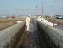 1.水路洗浄